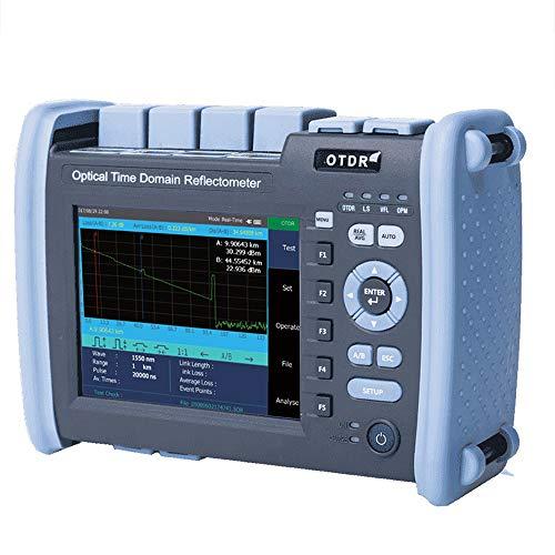 D YEDEMC Optical Time Domain Reflectometer 1310/1550nm 35/33dBm SM Optic Fiber OTDR...