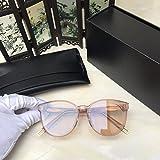 day spring online shop Moda Donna Occhiali da Sole New Gentle Man or Women Monster eyeware V Brand Black Peter S1 Sunglasses for Gentle Monster Sunglasses -Pink Frame Pink Lens
