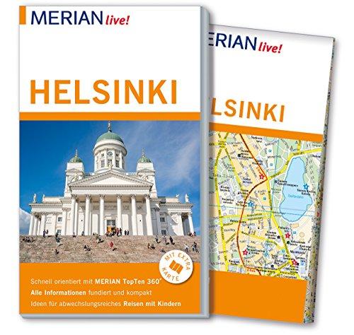 MERIAN live! Reiseführer Helsinki: Mit Extra-Karte zum Herausnehmen