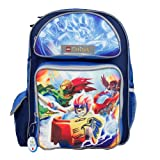 Lego Legends of Chima Large School Backpack 16' Bag Speed Lacers Laval Lennox