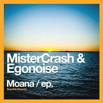 Moana EP