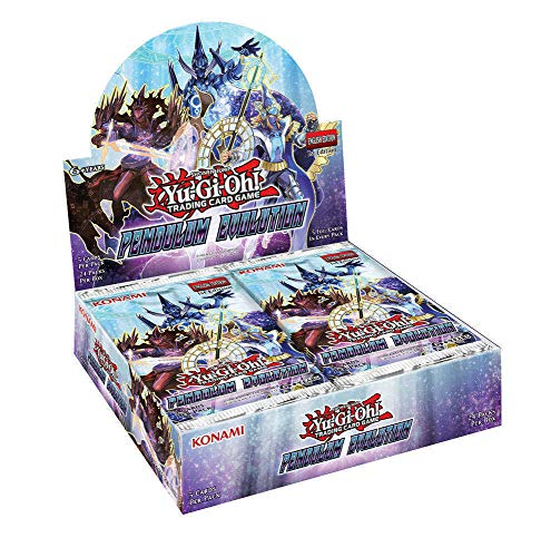Yu-Gi-Oh! Pendulum Evolution Booster Display (24) *German Version* Konami cards