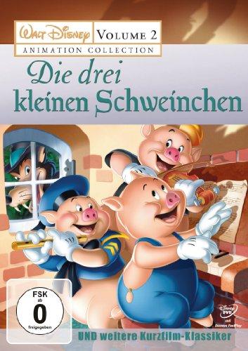 Walt Disney Animation Collection - Volume 2