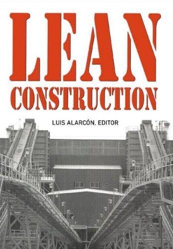 Lean Construction by Luis Alarc?n (1997-01-01)