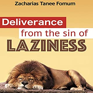 Deliverance from the Sin of Laziness audiobook cover art