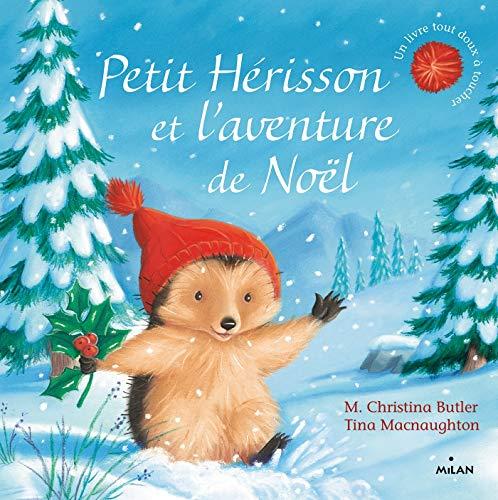 Petit Hérisson et l'aventure de Noël (tout-carton)