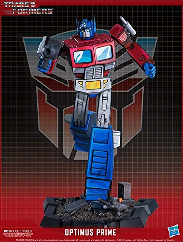 Pop Culture Shock Transformers Classic Scale Statue Optimus Prime 27 cm Statues