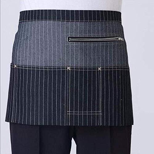YLCJ Cowboy schort schort Koreaanse stijl mode werkkleding voor mannen en vrouwen, C