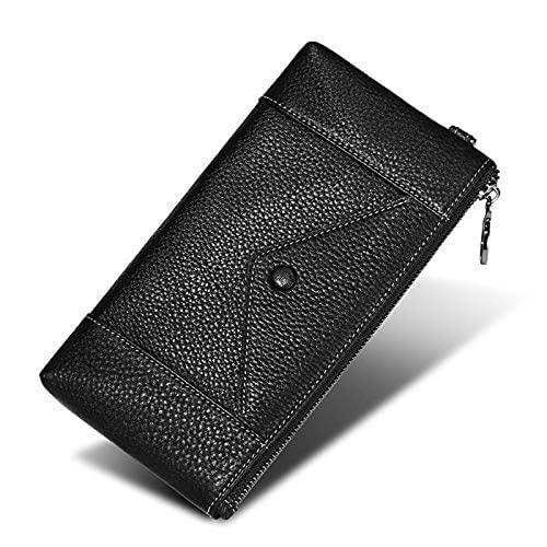 Portonss Moneda de Mujer Moneda Sweet Wallet Lady Long Zipper Wallet Wallet Wallet Lady Regalo