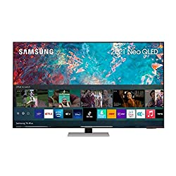 Quantum Matrix Technology Wide Viewing Angle with Anti Reflection Smart TV powered by Tizen Quantum HDR 1500 powered by HDR10+ Dimensions excluding stand WxHxD (mm) 1227 x 706 x 27
