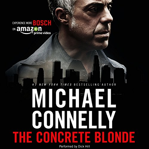 The Concrete Blonde: Harry Bosch Series, Book 3 cover art