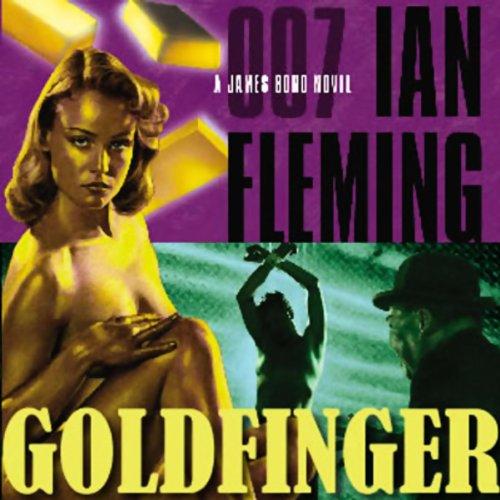 Couverture de Goldfinger