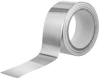 Vasdoo Professional Grade Aluminum Foil Tape/Aluminum Tape -4.2 Mil (2 Inch x 65 Feet) - Perfect for HVAC, Sealing & Patching Hot & Cold Air Ducts, Metal Repair