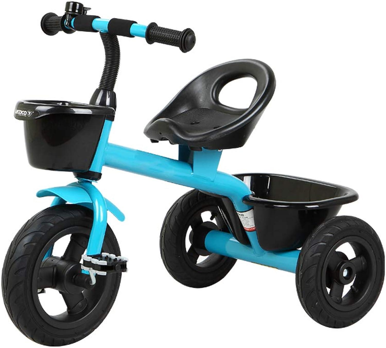 ventas al por mayor Fenfen Triciclo para Niños Cocherito Cocherito Cocherito de bebé Bicicleta de Acero con Alto Contenido de Cochebono 2-5 años de Edad Triciclo del Pedal para bebés  Ahorre hasta un 70% de descuento.