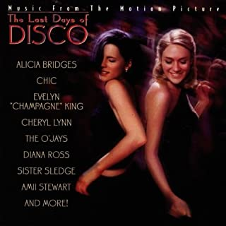 The Last Days of Disco Ost By Original Soundtrack (1998-08-31)