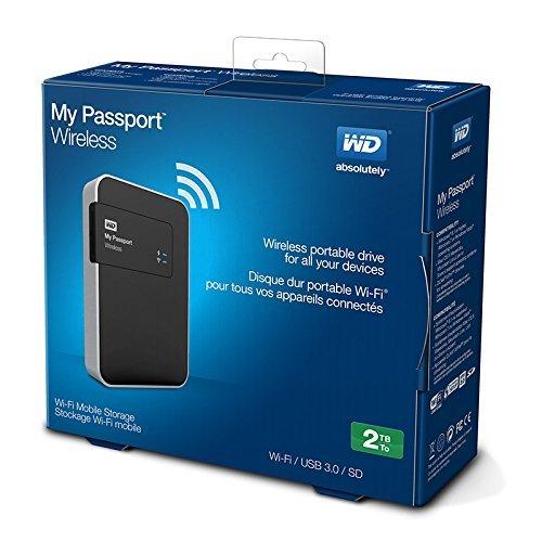 Wireless 2TB Western Digital HDD【並行輸入品】