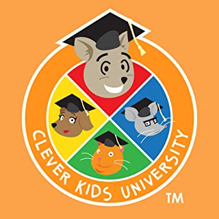 Clever Kids University: I Can Read