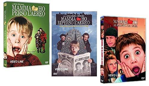 Mamma Ho Perso l'Aereo Mamma ho Riperso L'aereo Ho Allagato la Casa (3 DVD)