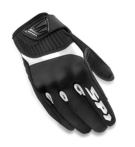 guanti moto alpinestar Spidi B48-011 Guanto da Moto in Tessuto G-Flash