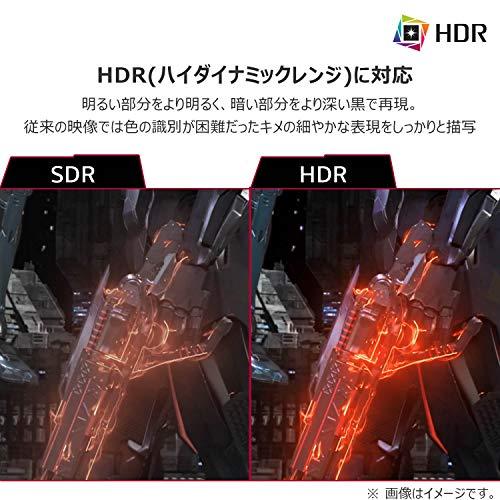 【Amazon.co.jp限定】LGフレームレスゲーミングモニターUltraGear27GN800-B27インチ/WQHD(2560×1440)/IPS非光沢/144Hz/1ms(GtoG)/G-SYNCCompatible,FreeSyncPremium/HDR/HDMI×2,DP