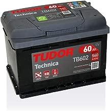 TUDOR TB602 - Batería técnica (12 V, 60