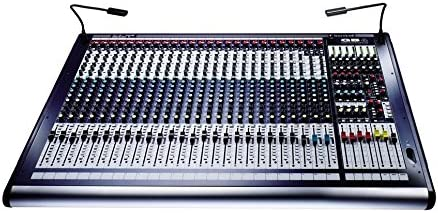 Max 62% OFF Max 50% OFF Soundcraft GB4 24 High-Performance 24-Channel Console Mixer