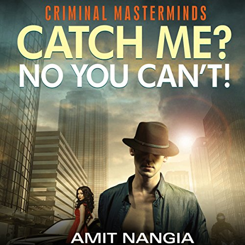 Catch Me? No You Can't! cover art