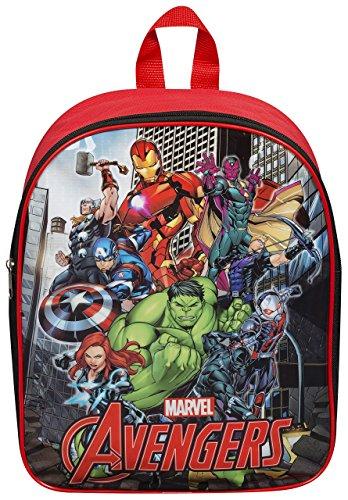 The Avengers  Avengers,  Schulranzen rot rot NA