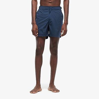 Orlebar Brown Bulldog Sport Swim Shorts (Navy) Men