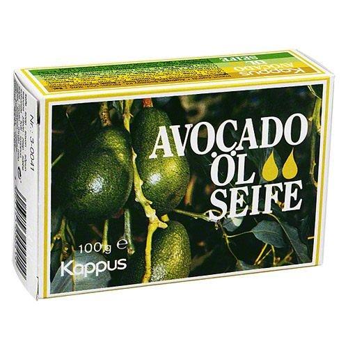 KAPPUS Avocado Oel Seife 100 g