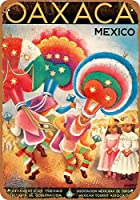 Oaxaca ティンサイン ポスター ン サイン プレート ブリキ看板 ホーム バーために