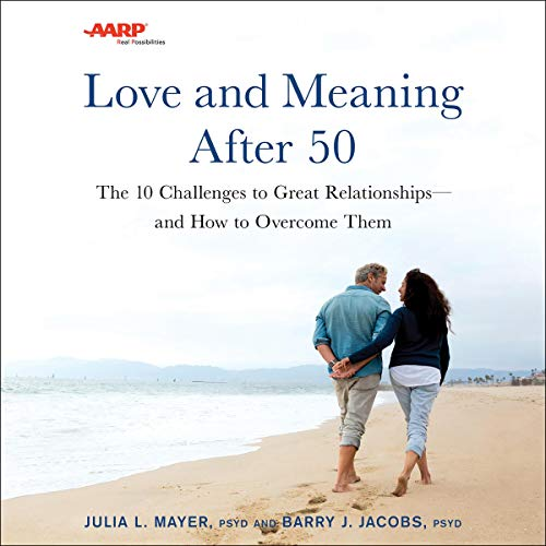 AARP Love and Meaning After 50 cover art