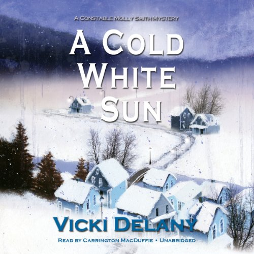 A Cold White Sun audiobook cover art