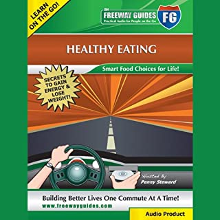 Healthy Eating     Smart Food Choices for Life!              By:                                                                                                                                 Penny Steward                               Narrated by:                                                                                                                                 Penny Steward                      Length: 1 hr and 20 mins     5 ratings     Overall 3.6
