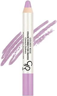Golden Rose Color Corrector CC Pencil Purple Fix Dull Yellowness