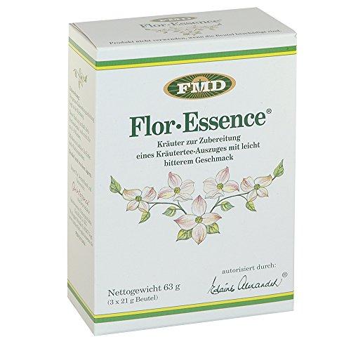 Flora Flor Essence Kräutertee 63 g - 3 Stück