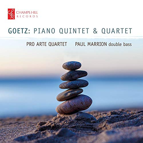 Paul & Pro Arte Quartet Marrion - Piano Quintet & Quartet
