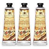 CRISTALINAS. SERUM de manos de 30ml cada uno. Cuida tus manos y manténlas siempre hidratadas, con aroma a DELICIAS DE FRUTA. (Pack 3)