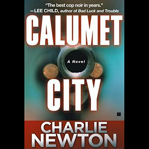 Calumet City  audiobook cover art