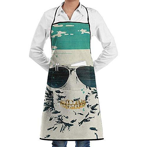 Kookschort, barbecueschort, slabbetje, professioneel keukenschort, dassenschort, halsschort, zonnebril, keukenschort, waterdicht