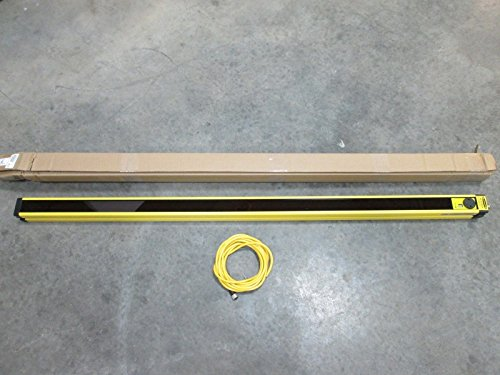 Purchase Banner SGXLE3-533Q8E EZ-Screen Grid System Light Curtain Emitter, 15-70m Range