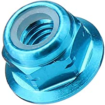 Electronic Module For RC Drone FPV Racing RTW M5 Motor Screw Nut CCW Screw Thread (Color : Sky Blue)