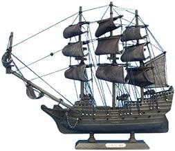 Hampton Nautical  Flying Dutchman Pirate Ship, 14