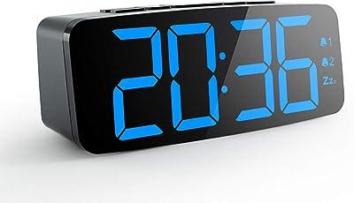 Faithful Creative Home Decor Desktop Table Clock Silent No Ticking Children Beside Portable Quartz Movement Gifts For Student Alarm Clock Home Decor