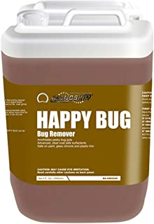 Nanoskin HAPPY BUG Insect Remover [NA-HBG640], 5 Gallons, 640. Fluid_Ounces