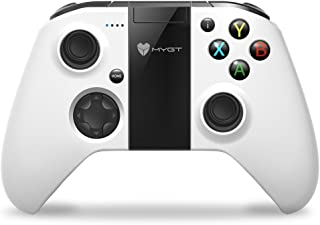 MYGT Wireless Gaming Controller Gamepad for Android Smartphone Windows PC PS3 VR TV Box Not Fit for iOS