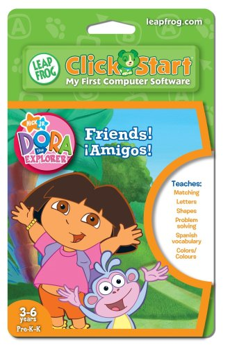 LeapFrog ClickStart Educational ...