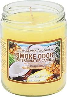 Smoke Odor Exterminator Candle, Pineapple & Coconut – 13 oz