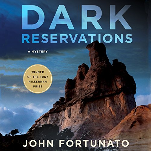Dark Reservations audiobook cover art
