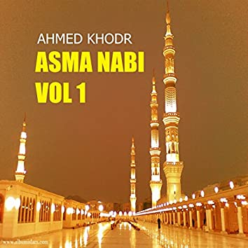 Asma Nabi Vol 1 (Quran)